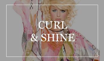 Curl-shine