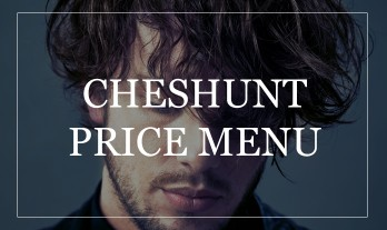 Cheshunt-price-menu